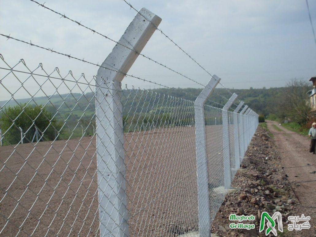 Grillage Jardin Hauteur 2M maghreb grillage | clôtures agricoles